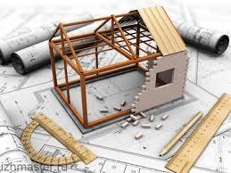 Проект дома – начинающий этап
