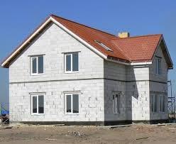 Строительство домов из пеноблоков становиться все более популярным