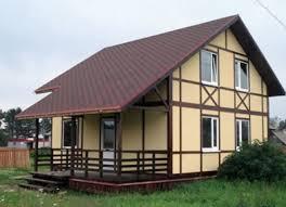 Канадский метод строительства домов