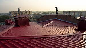 Крыша дома твоего.