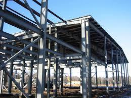 Металлоконструкции для строительства.