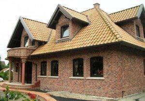 В чем преимущества домов из кирпича?